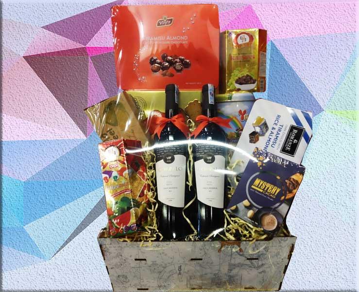 3 lý do nên chọn rượu vang làm Quà