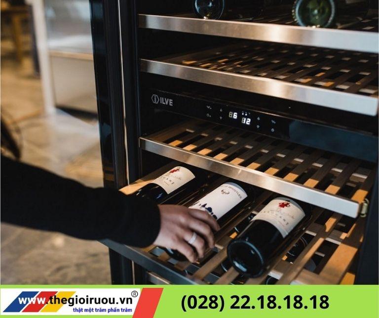 Cách chọn tủ bảo quản rượu vang phù hợp nhu cầu