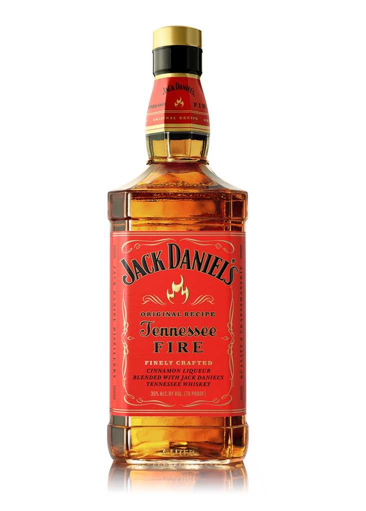 RƯỢU JACK DANIELS FIRE