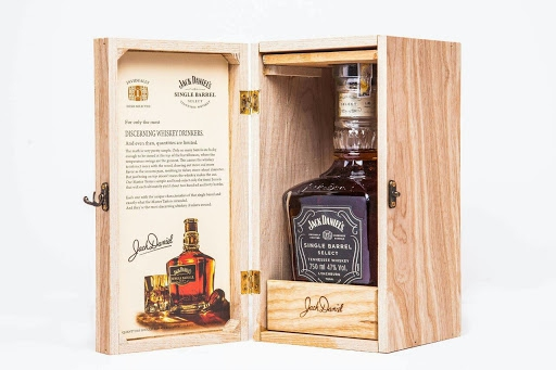RƯỢU JACK DANIELS SINGLE BARREL
