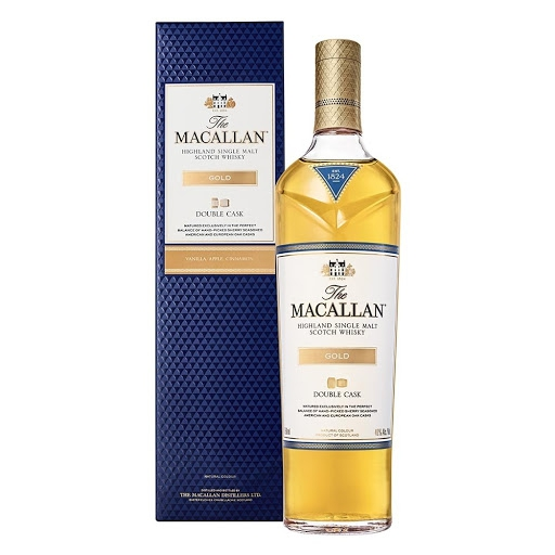 RƯỢU MACALLAN GOLD DOUBLE CASK - SINGLE MALT WHISKY