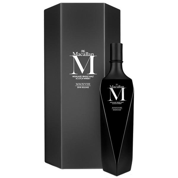 RƯỢU MACALLAN M BLACK - SINGLE MALT WHISKY