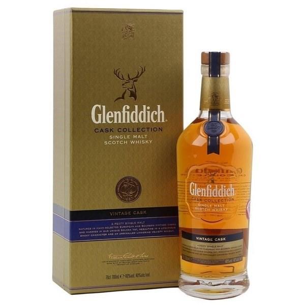 RƯỢU GLENFIDDICH CASK COLLECTION VINTAGE CASK