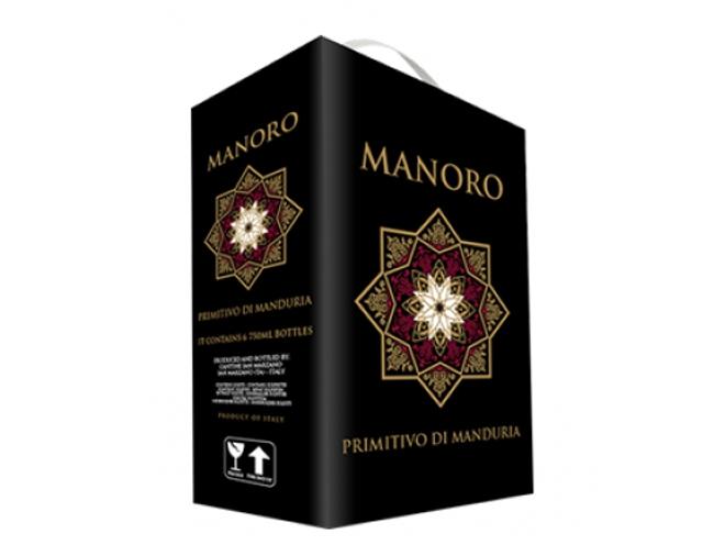 RƯỢU VANG BỊCH MANORO 3 LÍT